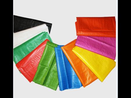 顏色編織袋
