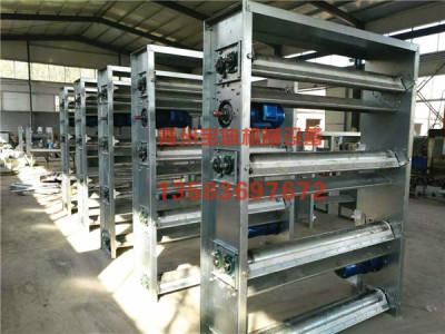 清粪带厂家_生产半自动_全自动_PE_PP清粪带-青州宝迪机械设备有限公司