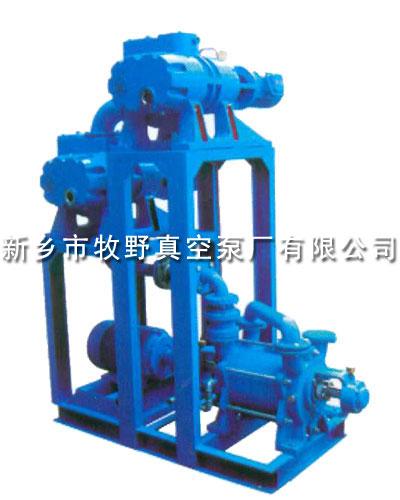 罗茨真空泵保养方法
