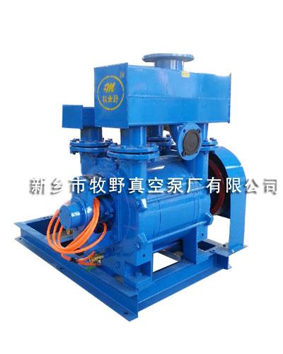 罗茨真空泵冷却装置