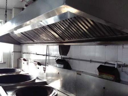 沈阳酒店厨房设备清洗