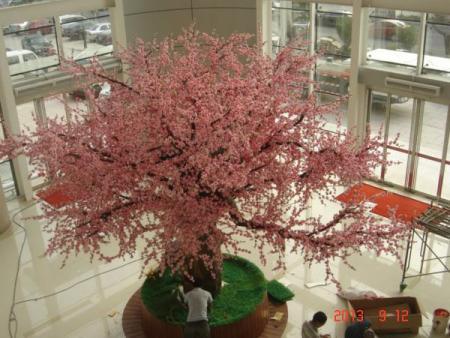 仿真樱花树2