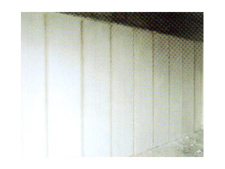 步骤五:成墙效果