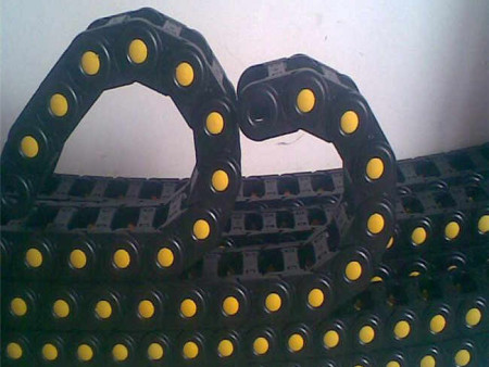 江苏供应耐腐蚀耐酸碱耐高温增强尼龙工程塑料拖链热销