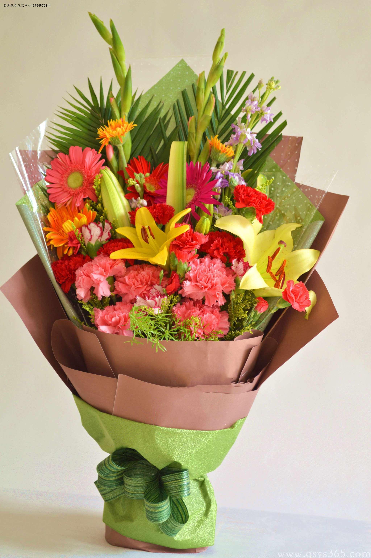 鲜花花束图片