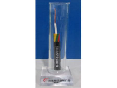 额定电压0.6/1kV薄壁护套电力软电缆