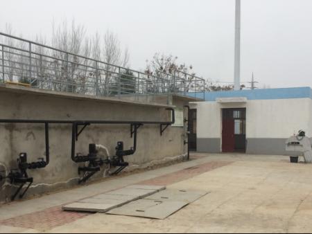 河南新野纺织股份有限公司污水处理工程1