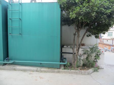 南阳市中心医院肿瘤医院医疗废水处理工程4