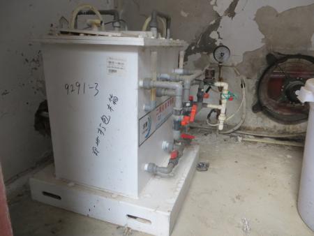南阳市中心医院肿瘤医院医疗废水处理工程2