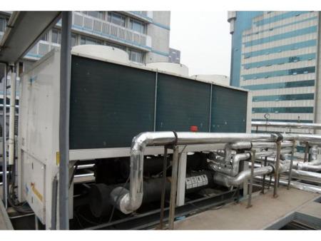 风冷热泵空调