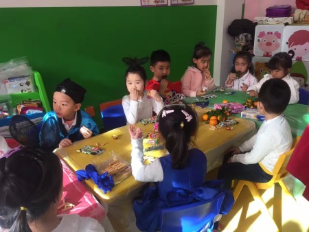 幼儿园小班3-4岁