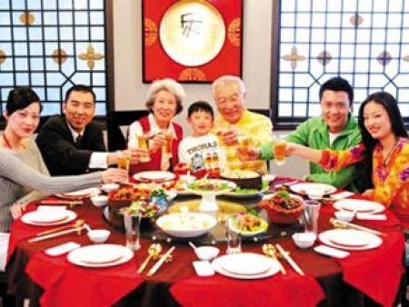 春节假期全国零售餐饮企业销售额8400亿元