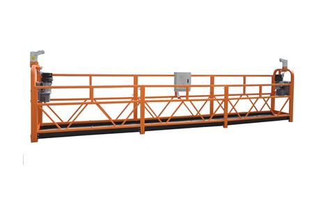 高空作業電動吊籃屬於高層工程施工設備