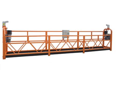 高空作业电动吊篮属于高层工程施工设备