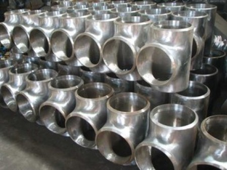 如何处理不锈钢管件被氧化的白斑?
