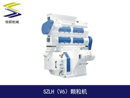 SZLH(V6)颗粒机