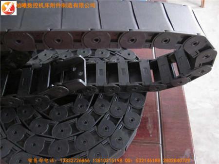沧州供应门窗机械工程拖链/注塑机万向尼龙塑料拖链/坦克链