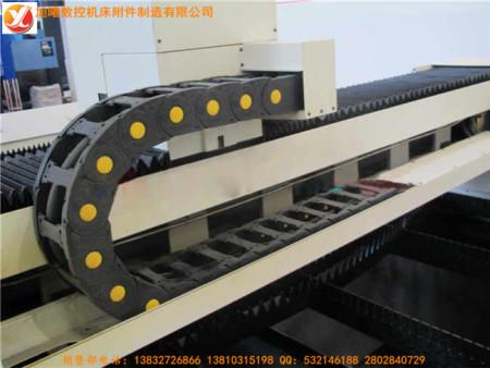 江苏供应隧道专用并联拖链/S型工程拖链/消音拖链坦克链