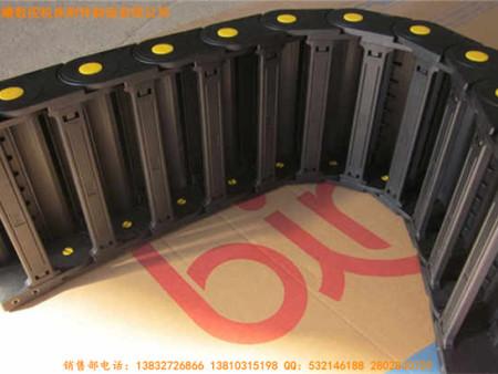 天津供应TL-3型工程塑料拖链/桥式工程塑料拖链热销