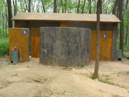 红坛寺森林公园景观提升工程