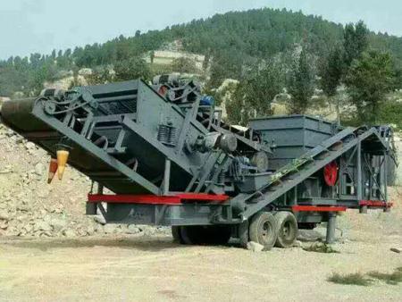 关于矿山机械设备的减震系统及移动性能