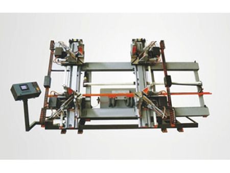 塑料门窗数控四角焊接机DSHP4-CNC