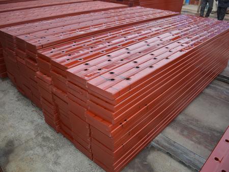 钢架板能提高搭建效率