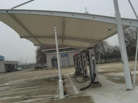 充电桩雨棚