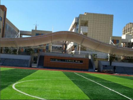祝贺扬州新盛实验学校betway 体育客户端官方下载看一台顺利通过验收,成为学校形象工程