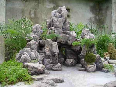 景观小品—景石