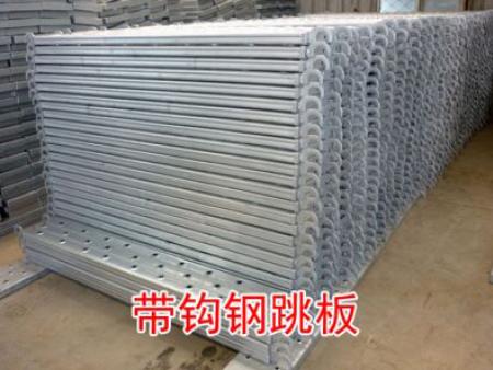 钢跳板焊接条件的设定要求