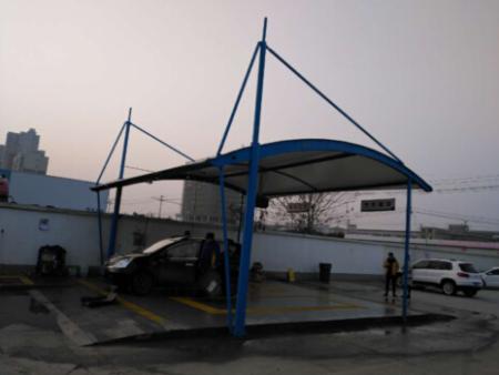 祝贺铜陵中石油站betway 体育客户端官方下载车棚竣工