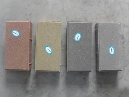 透水磚_植草磚_面包磚的鋪設方法