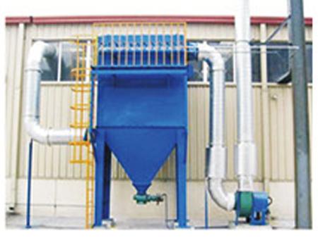 MC-II 型脈沖袋式除塵器