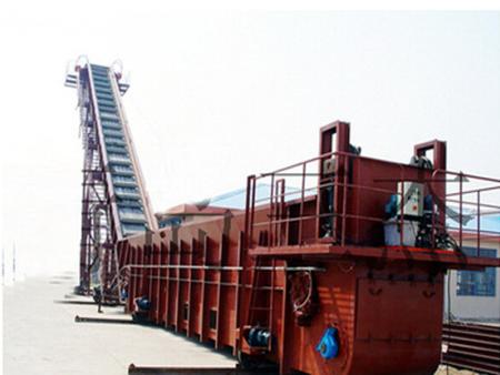重型礦鏈除渣機