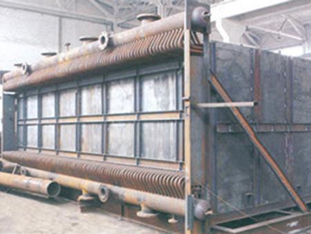組裝省煤器