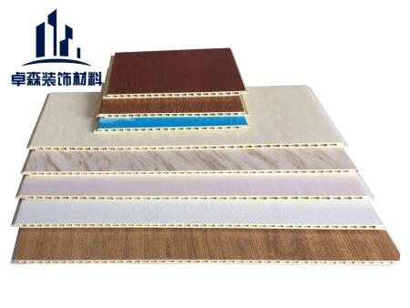 竹木纤维集成墙板系列