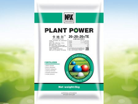 水溶肥:氮肥业转型升级亮出新旗帜