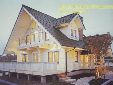 轻钢别墅、自建房