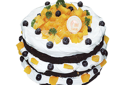 裸蛋糕系列