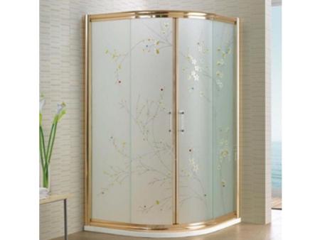 开门式淋浴房