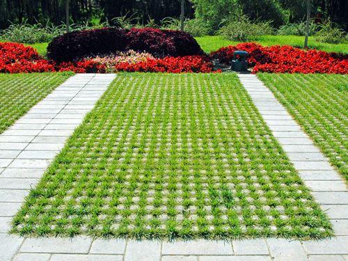 洛阳植草砖施工要点