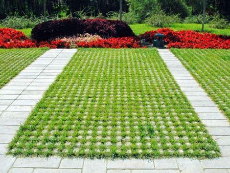 洛陽植草磚施工要點