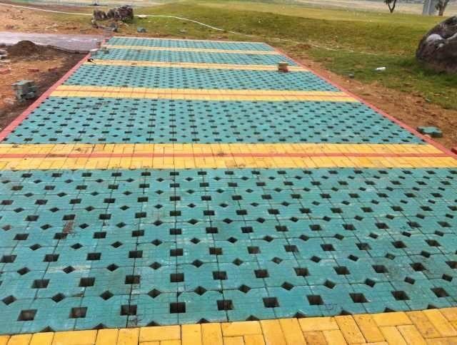 洛阳植草砖的尺寸规格