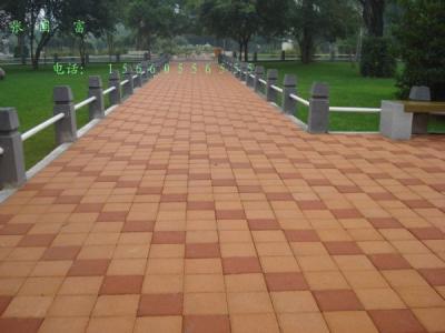 透水磚有什么優點,透水磚種類有哪些?