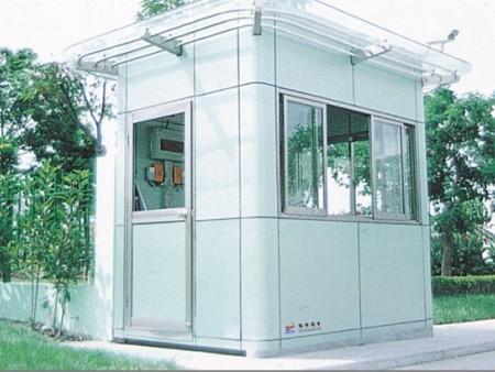 铝塑板岗亭