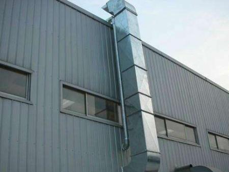 盘锦室外通风管道生产,哪家共板法兰风管道供应商好