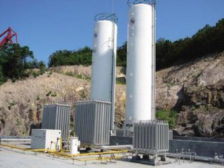 液體二氧化碳儲槽