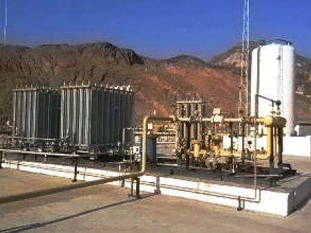 LNG加氣站