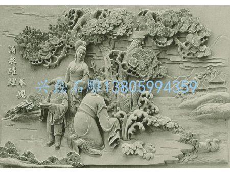 世界石雕之都-惠安石材雕刻 兴磊石雕